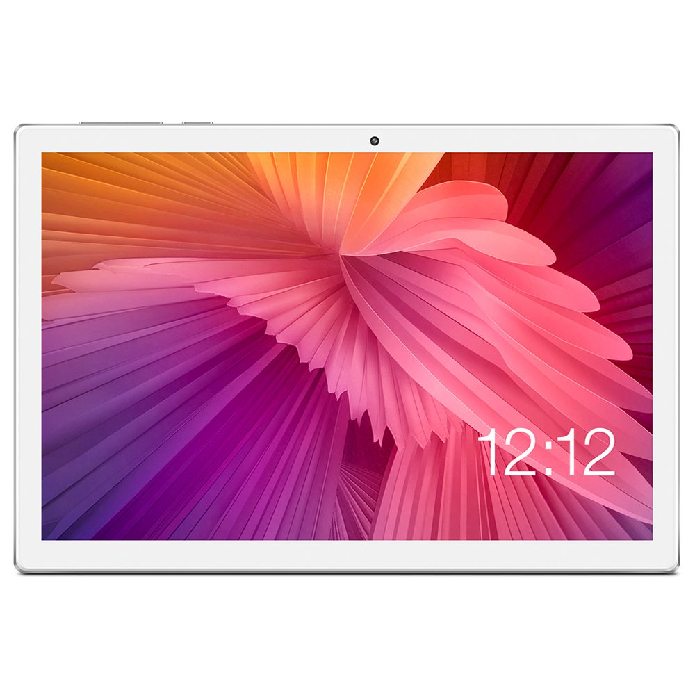 "Teclast M30 4G Tablet MT6797X Deca Core 2.6GHz 10.1"" 2560 * 1600 Android 8.0 4GB RAM 128GB ROM EUプラグ-グレー"