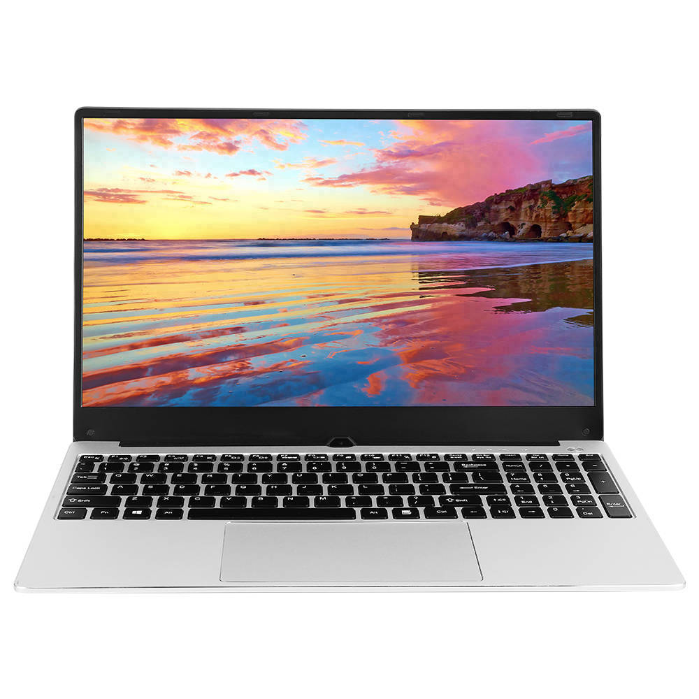 VORKE Notebook 15 Laptop Intel Core i5-8250U 15.6 & quot; Scherm 1920 * 1080 Windows 10 8GB DDR4 256GB SSD - Zilver