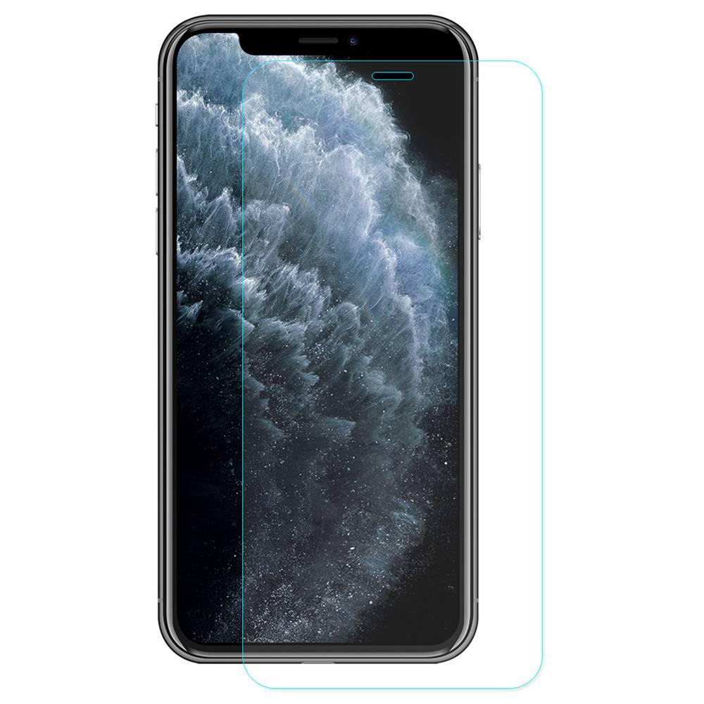 Hat-Prince edzett üveg 0.26mm HD képernyővédő fólia iPhone 11 Pro / iPhone XS 5.8 hüvelyk - átlátszó