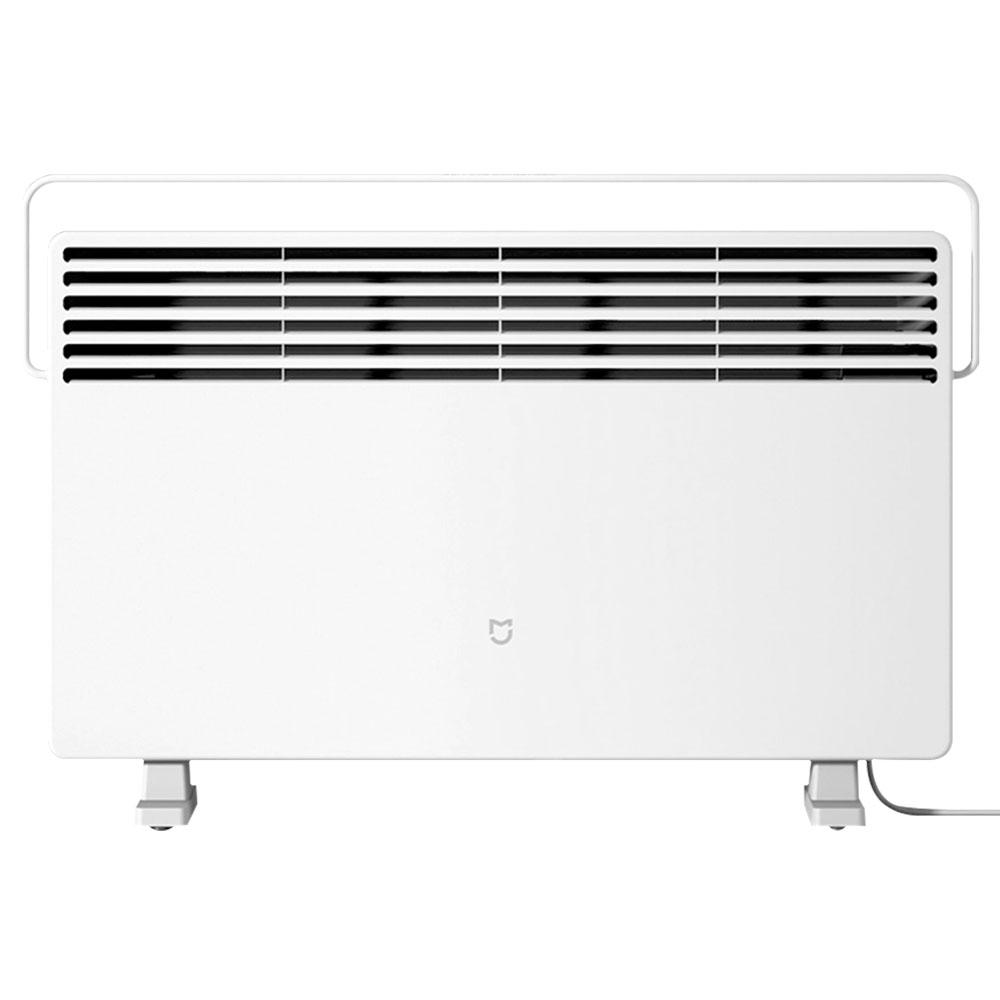 Calentador eléctrico portátil Xiaomi MIJIA IPX4 Impermeable con termostato Asa de transporte 900W / 1300W / 2200W - Blanco