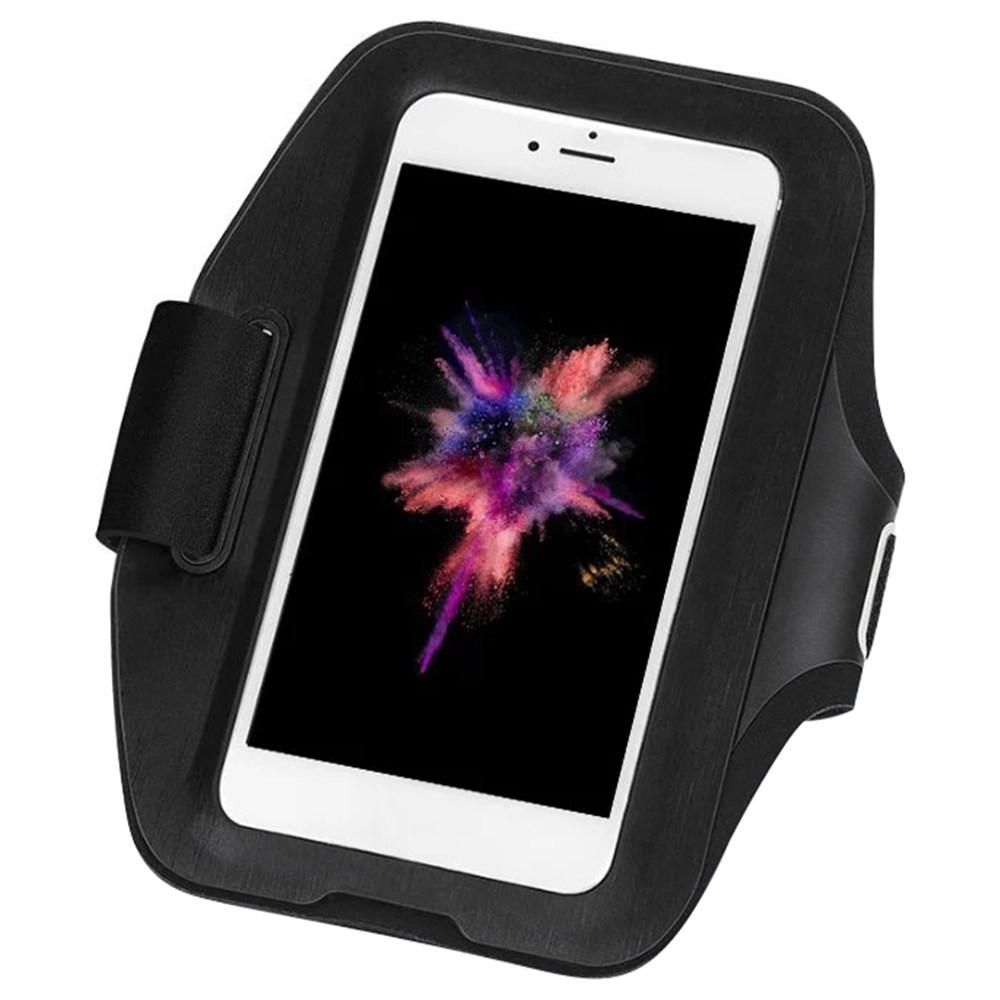 Xiaomi YUNMAI Sports Arm Bag Phone Pouch 6 Inch Reflective Strap - Black фото