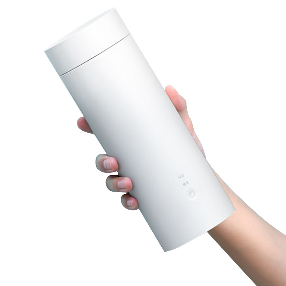 Xiaomi VIOMI Electric Heated Cup 400ML Multifunctional Portable For Travel Business Trips - White