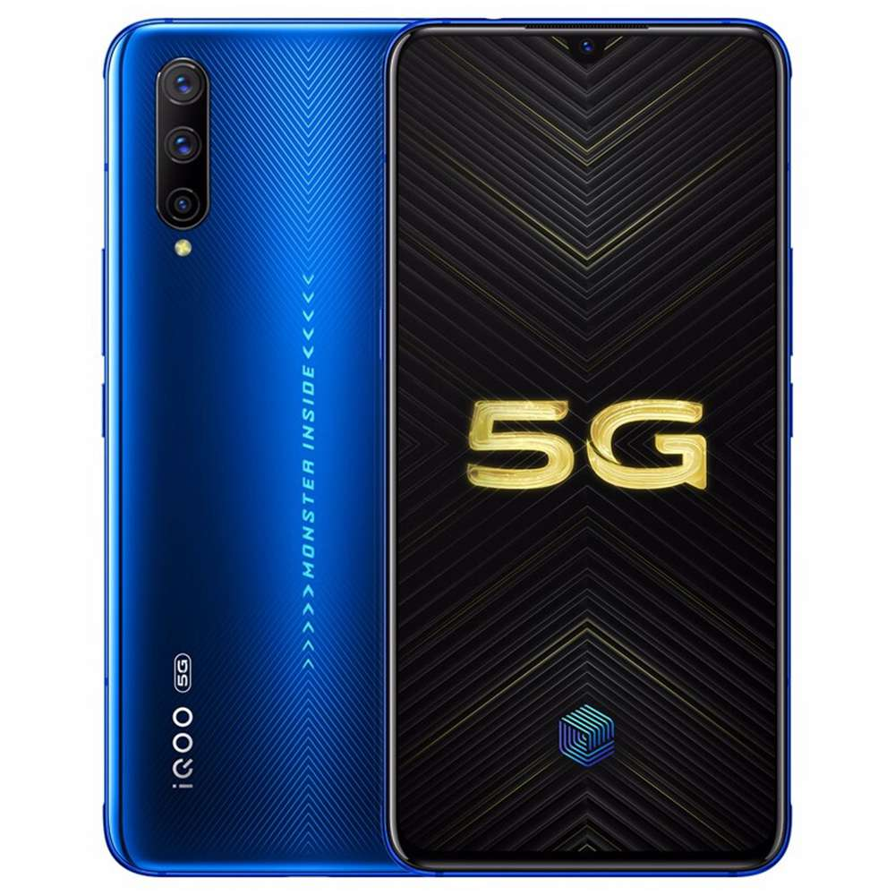 Vivo iQOO Pro 5G 6.41 Inch 8GB 128GB Smartphone Blue