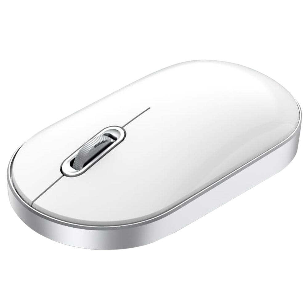Xiaomi MIIIW Air Wireless Mouse portatile Bluetooth 4.0 RF 2.4GHz Dual Mode per PC portatile - Bianco