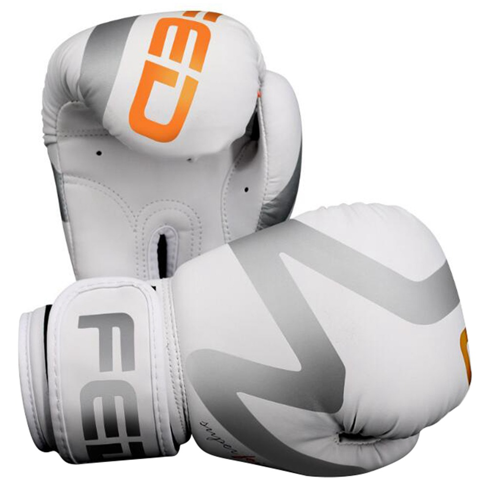 Xiaomi FED XM107 Fitness Training Boxing Gloves For Women 6OZ - White