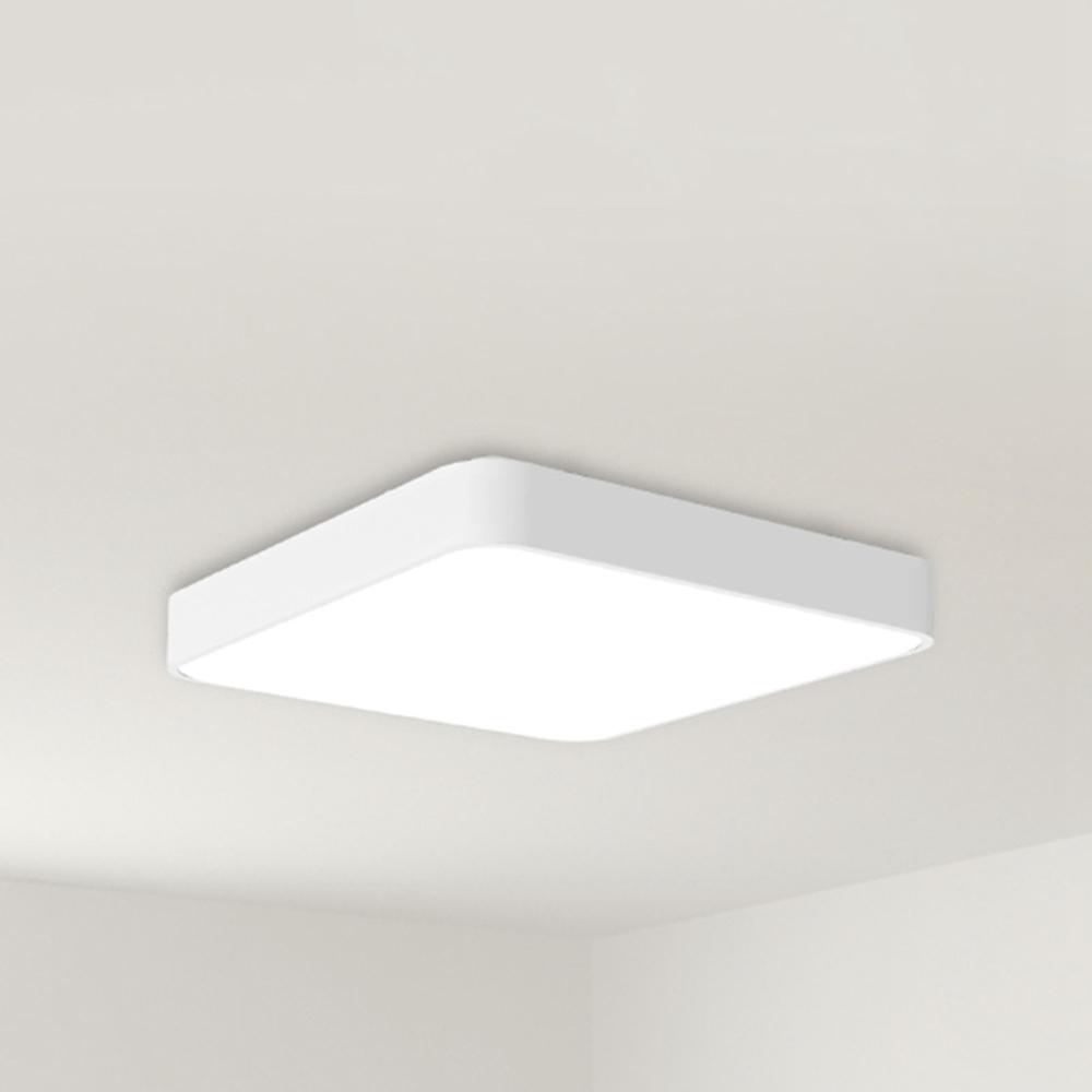 Yeelight Ylxd10yl Smart Square Led Ceiling Light White