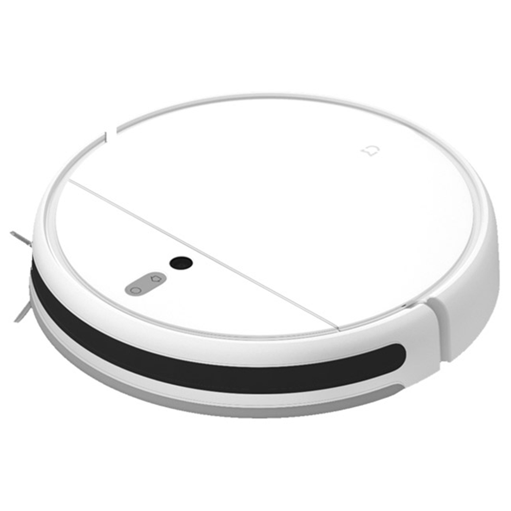 Xiaomi MIJIA 1C Robot Vacuum Cleaner 2500pa Suction 2400mAh Battery APP Remote Control - White