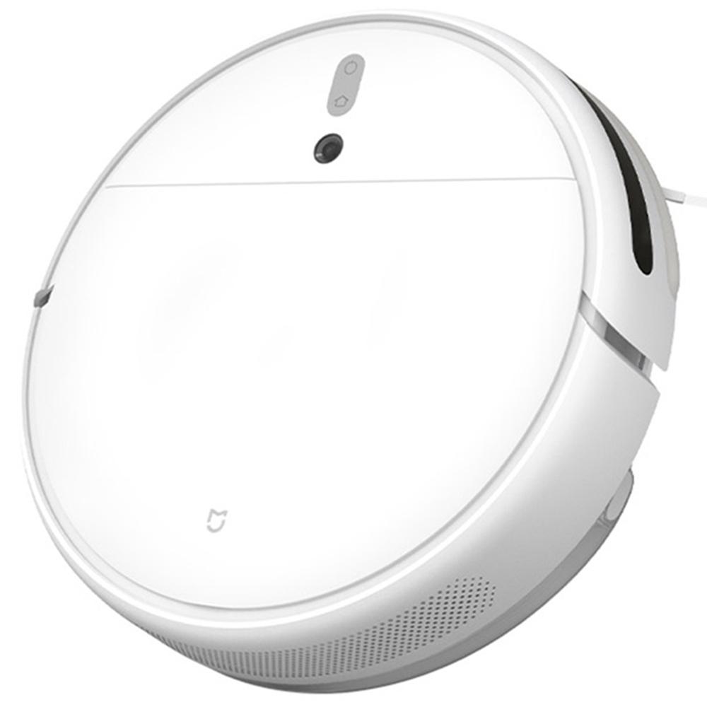 Xiaomi MIJIA 1C Ηλεκτρική σκούπα ρομπότ 2500pa Αναρρόφηση 2400mAh Μπαταρία APP Remote Control - Λευκό