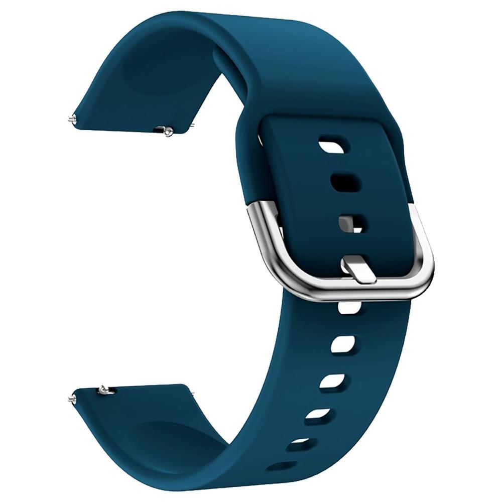 Cinturino di ricambio per cinturino in silicone Huami Amazfit GTS - blu