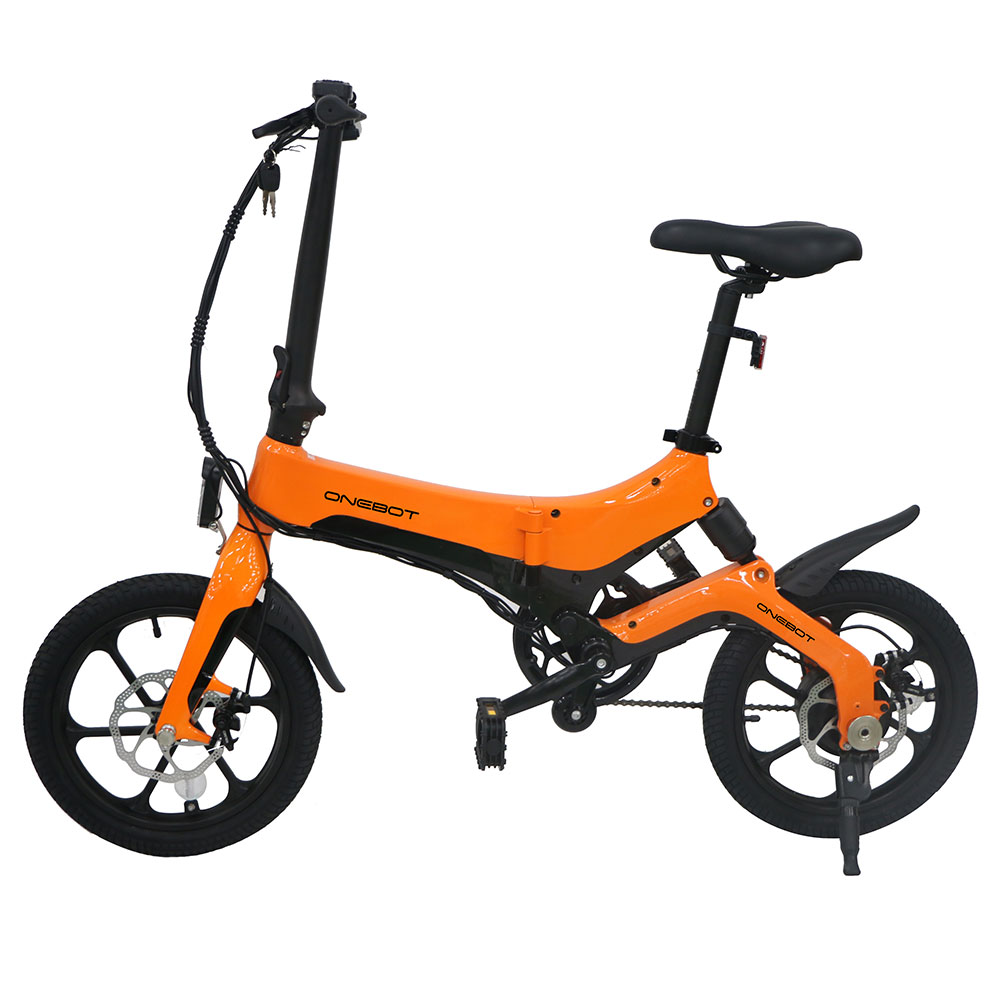 ONEBOT S6 Portable Folding Electric Bike
