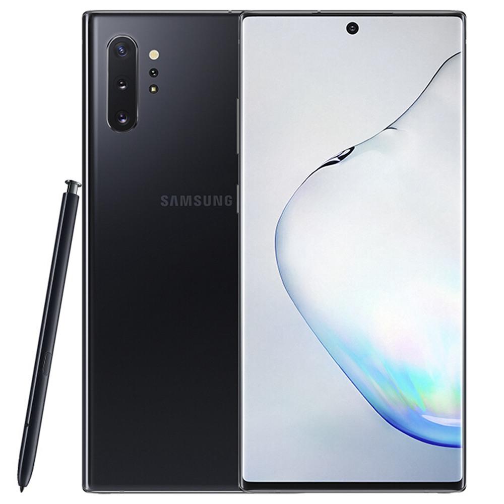 Samsung Galaxy Note 10 Plus 5G 6.8 Inch 12GB 256GB Smartphone Black