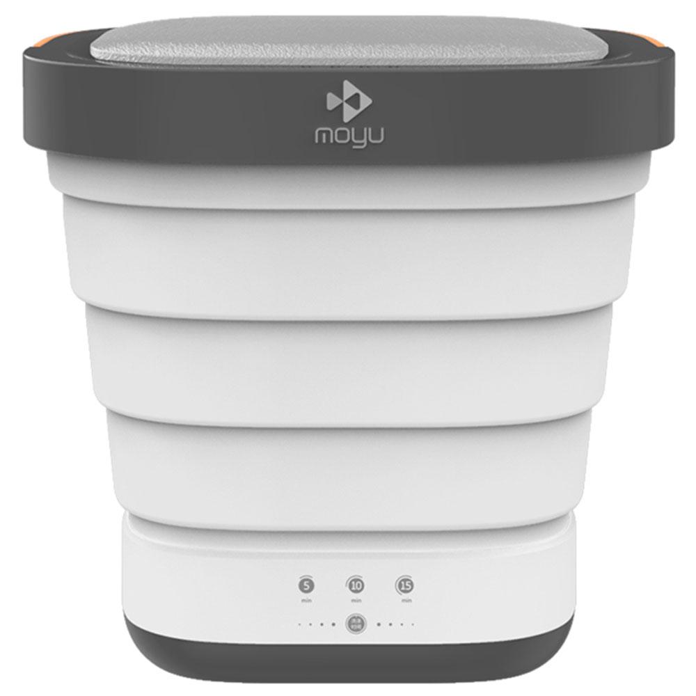 Moyu Φορητό πτυσσόμενο πλυντήριο ρούχων Mini Compact Electric Automatic Small οικιακά εσώρουχα Πλυντήριο ρούχων και στεγνωτήριο Πλυντήριο ρούχων Εξοικονόμηση ενέργειας για ταξίδια κοιτώνες από Xiaomi Eco-system