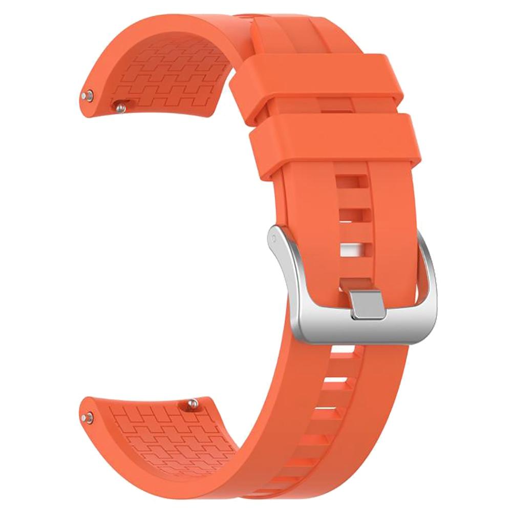 Ersatz-Uhrenarmband für Huami Amazfit GTR 47MM Silicon Strap - Orange
