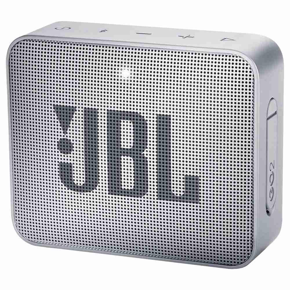 JBL Go 2 Bluetooth Speaker Built-in Microphone Grey