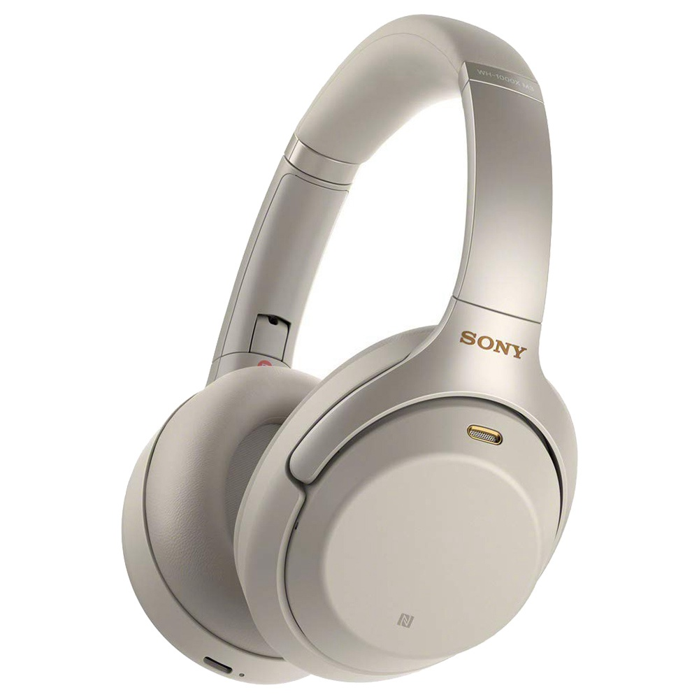 Sony WH-1000XM3 Wireless DSEE HX/LDAC Headphones Bluetooth NFC Touch Sensor Control Alexa Google Assistant
