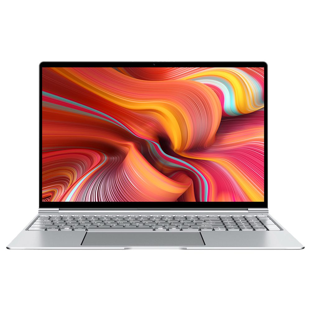 Laptop Teclast F15 Intel Celeron N4100 Quad Core 15.6 Cal 1920 * 1080 Ekran IPS 8GB RAM 256GB SSD Windows 10 - szary