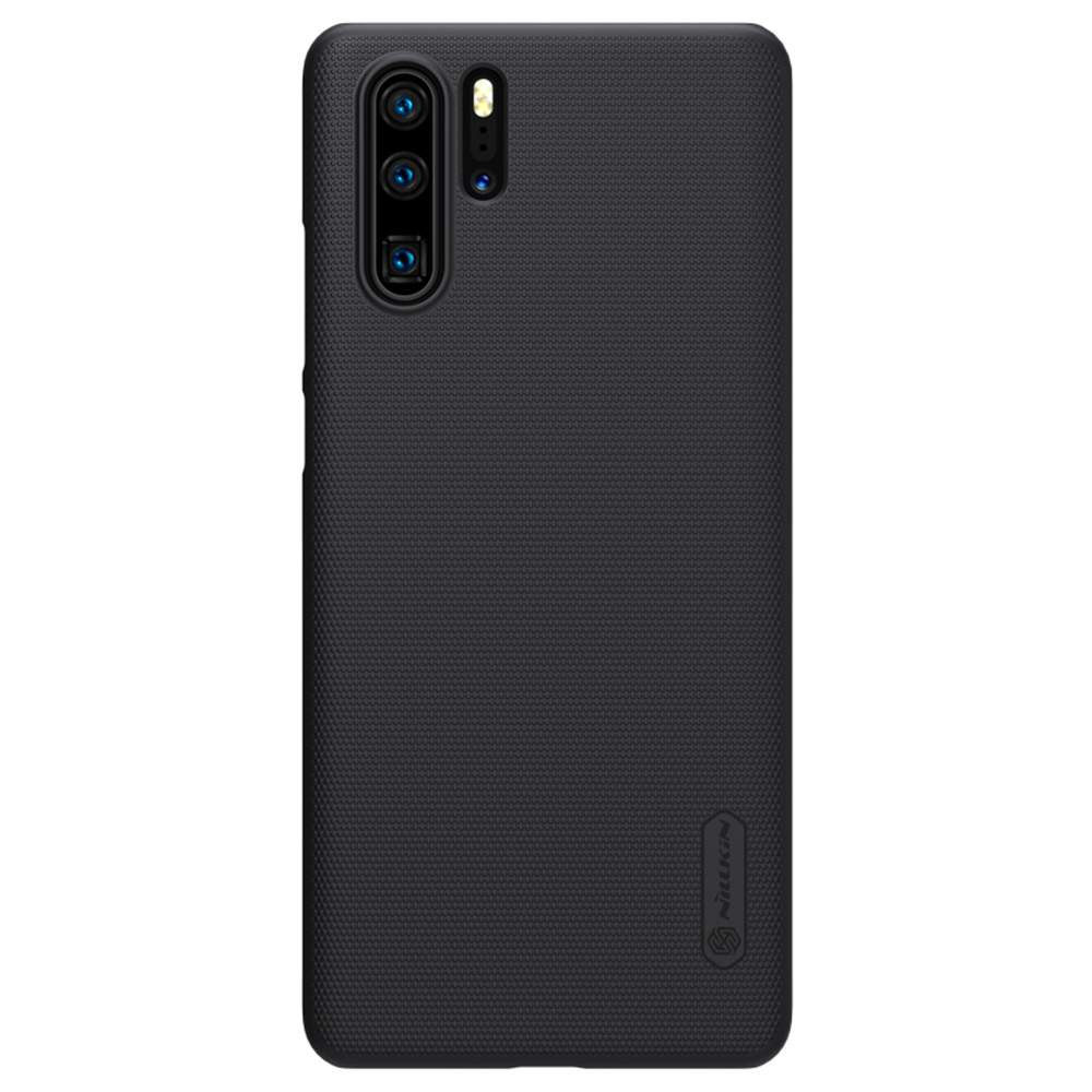 NILLKIN Protective Frosted PC Phone Case For HUAWEI P30 Pro Smartphone - Black