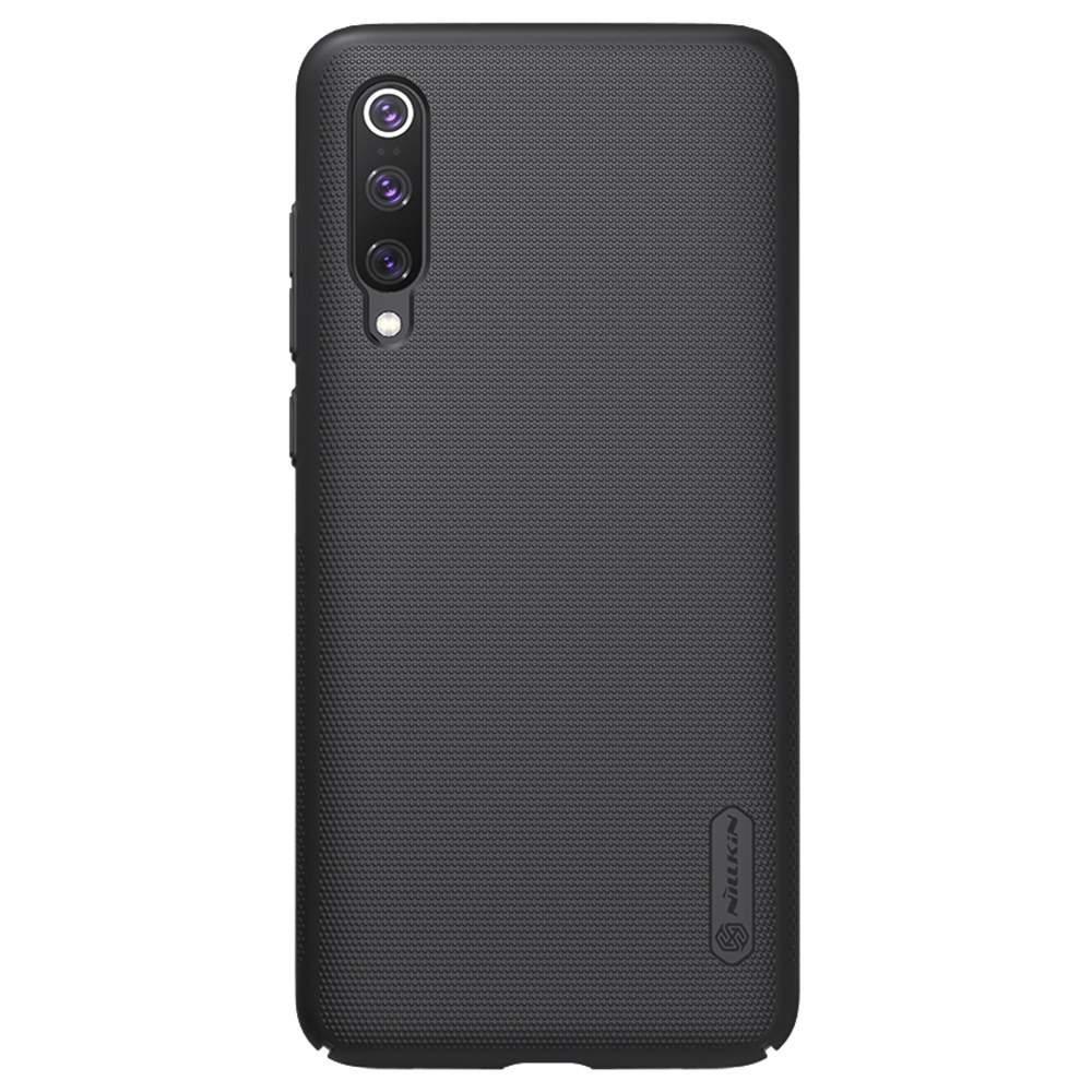 NILLKIN Protective Frosted PC Phone Case For Xiaomi Mi 9 Pro Smartphone - Black фото