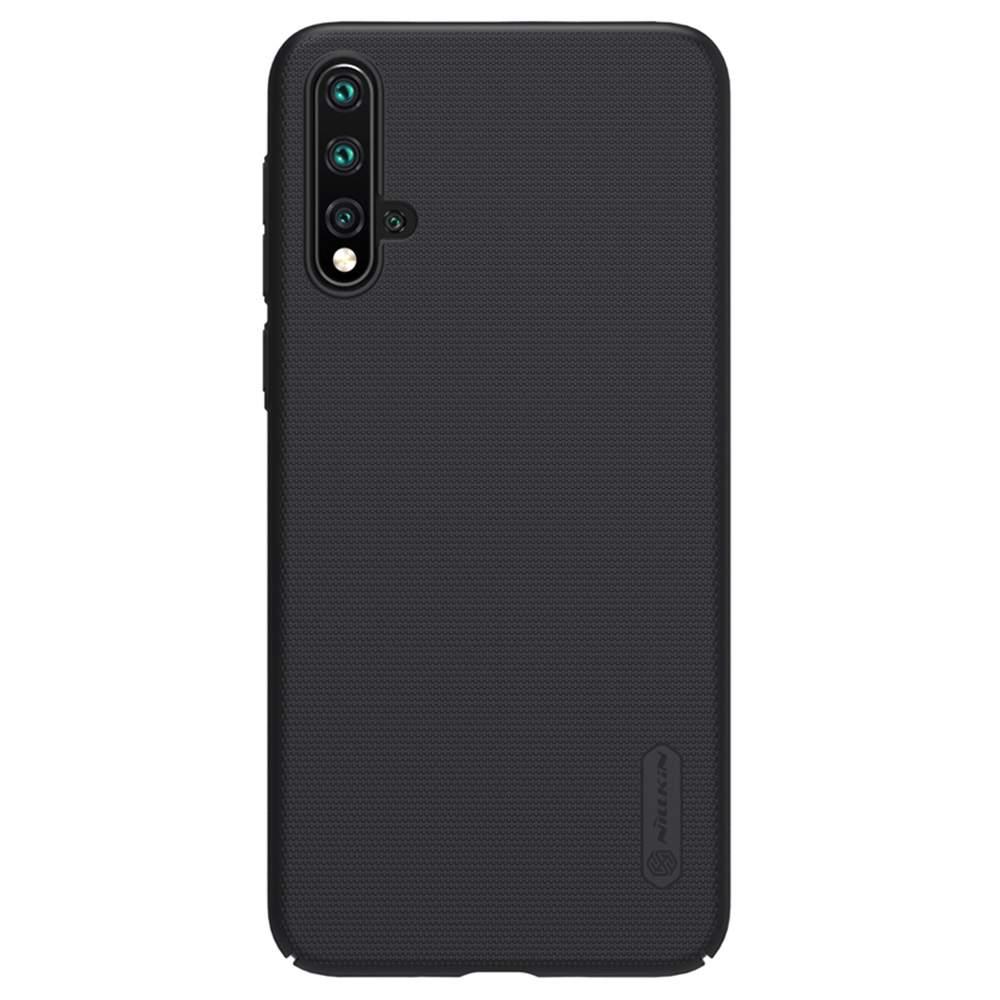 NILLKIN Protective Frosted PC Phone Case For HUAWEI Nova 5 / Nova 5 Pro Smartphone - Black фото