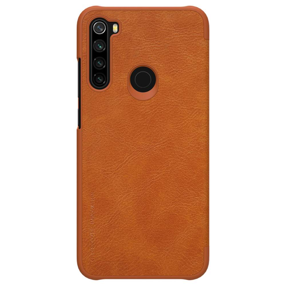 Nillkin Leather Phone Case For Xiaomi Redmi Note 8 And Redmi Note 8t