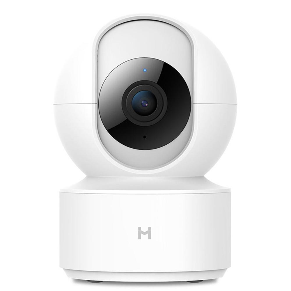 XIAOMI Mijia CMSXJ16A H.265 1080P IP-Kamera AI Motion Detection Baby Monitor 360 Schwenk-Neige-Webcam Globale Version - Weiß