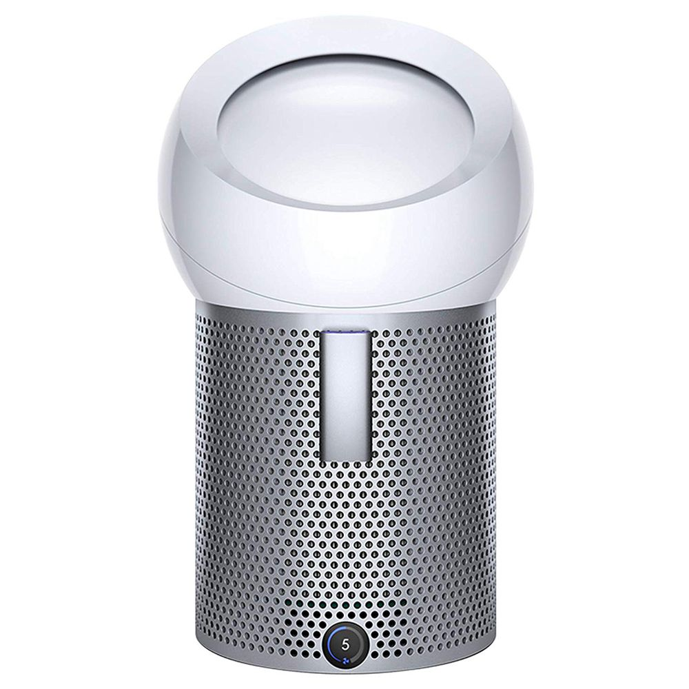 Dyson Pure Cool Me BP01 Personal Bladeless Purifying Fan Dust Mold Removel With LED Display - White
