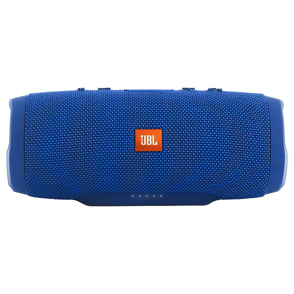 JBL Charge 4 Bluetooth HD Stereo Speaker IPX7 Type-C 20 Hours Playtime - Blue фото