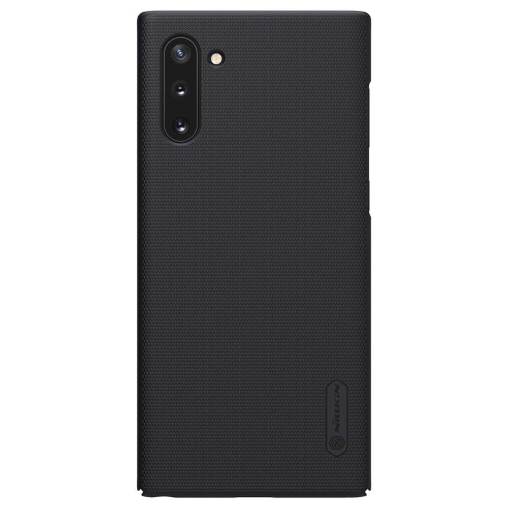 NILLKIN Protective Frosted PC Phone Case For Samsung Galaxy Note 10 / Note 10 5G Smartphone - Black