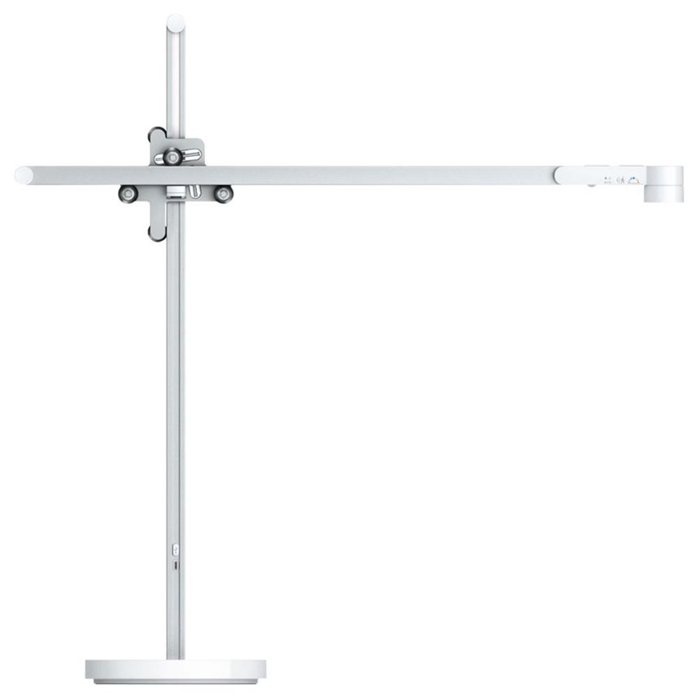 Dyson Lightcycle CD05 LED Schreibtischleuchte 15.8W 1120lm 6500K Automatisch einstellbare Lampe - Weiß / Silber
