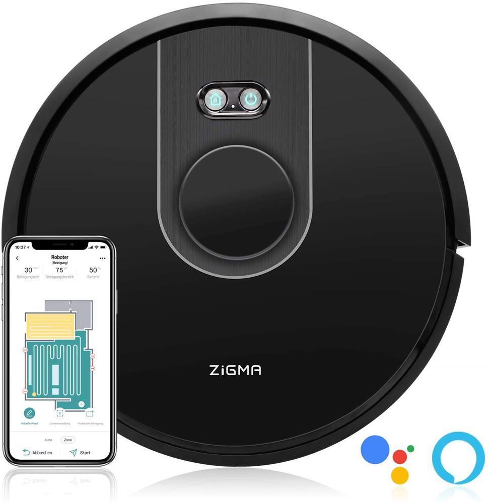 Zigma Spark Robot Vacuum Cleaner