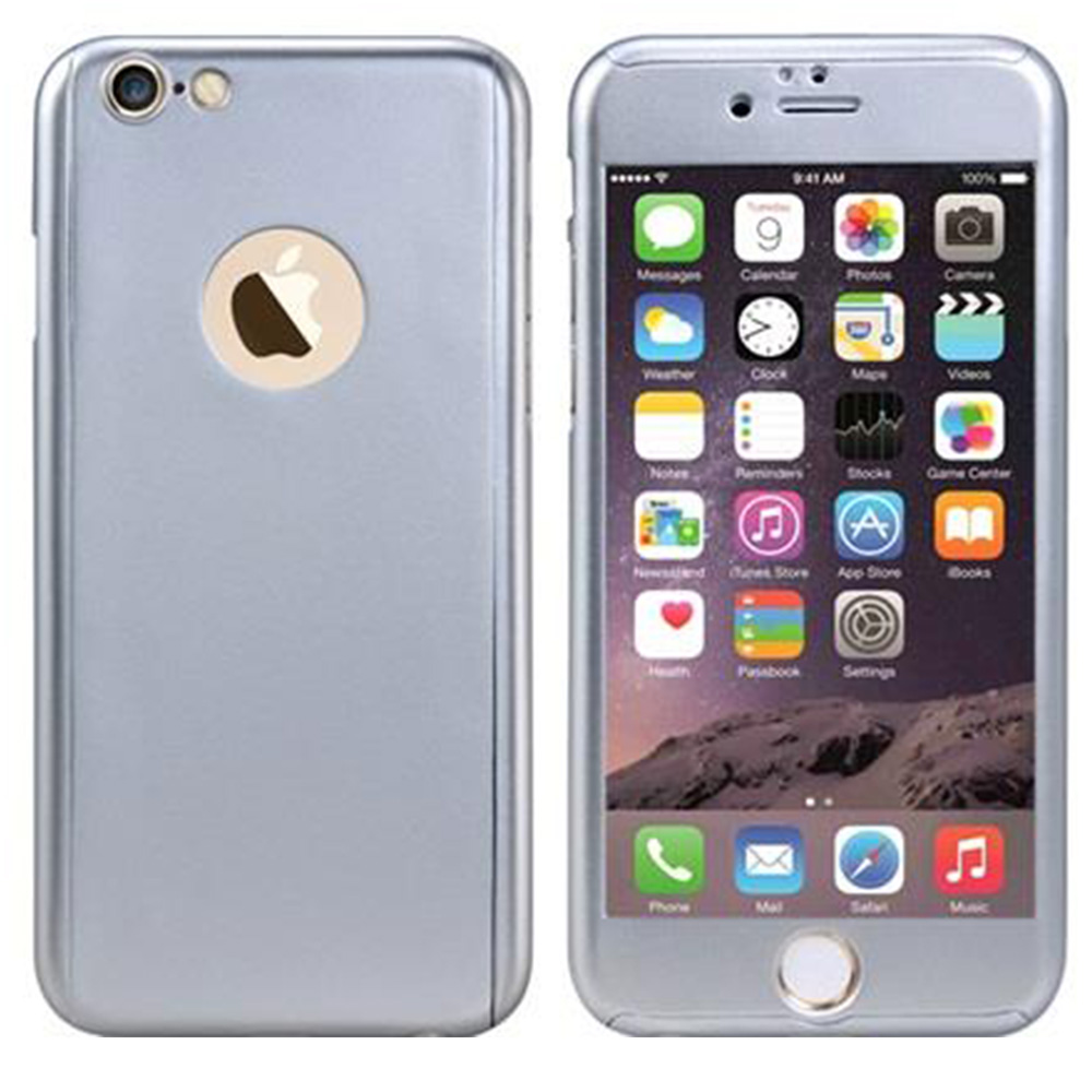 360 Degree Metal Protective Case for 5.5