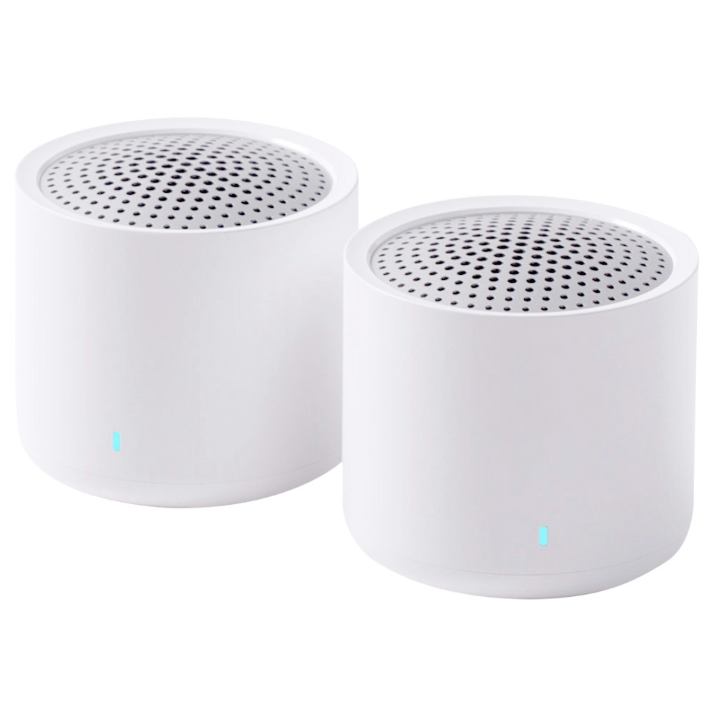 Xiaomi 3W Bluetooth 5.0 True Wireless Stereo Speakers IPX7 Built-in Mic 7 Hours Playtime - White