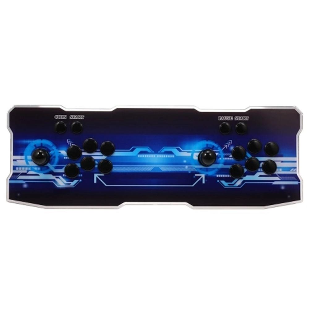 Pandora Treasure 2700 in 1 720P Arcade Game Console 2GB/16GB VGA HDMI for TV PC PS3 - Blue