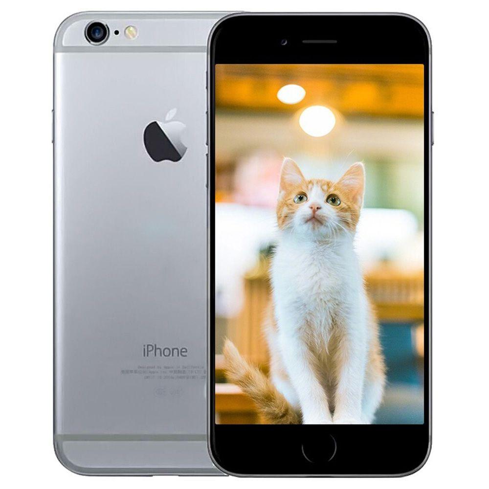 """Apple iPhone 6s 64GB nyitott szürke 4.7 """"retina kijelző, érintőazonosító - használt (cikk állapota - 99% új)"""