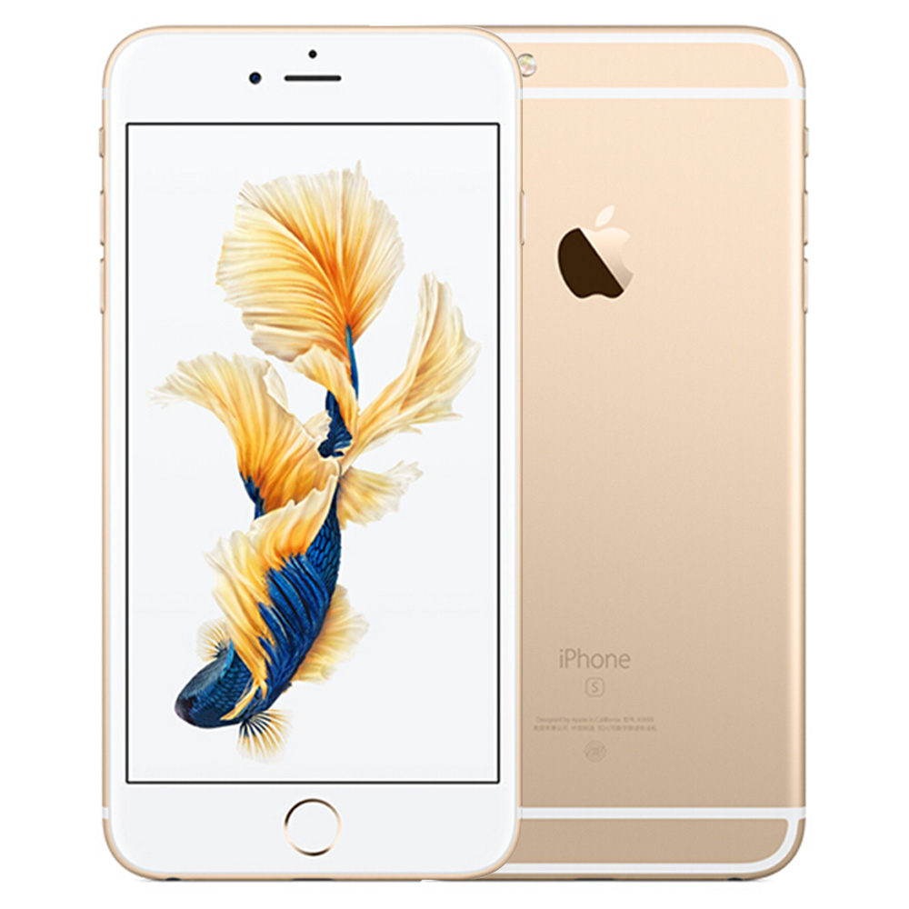 "Apple iPhone 6s 64GB Unlocked Gold 4.7"" Retina Display, Touch ID - Used (Item Condition - 99% New)"