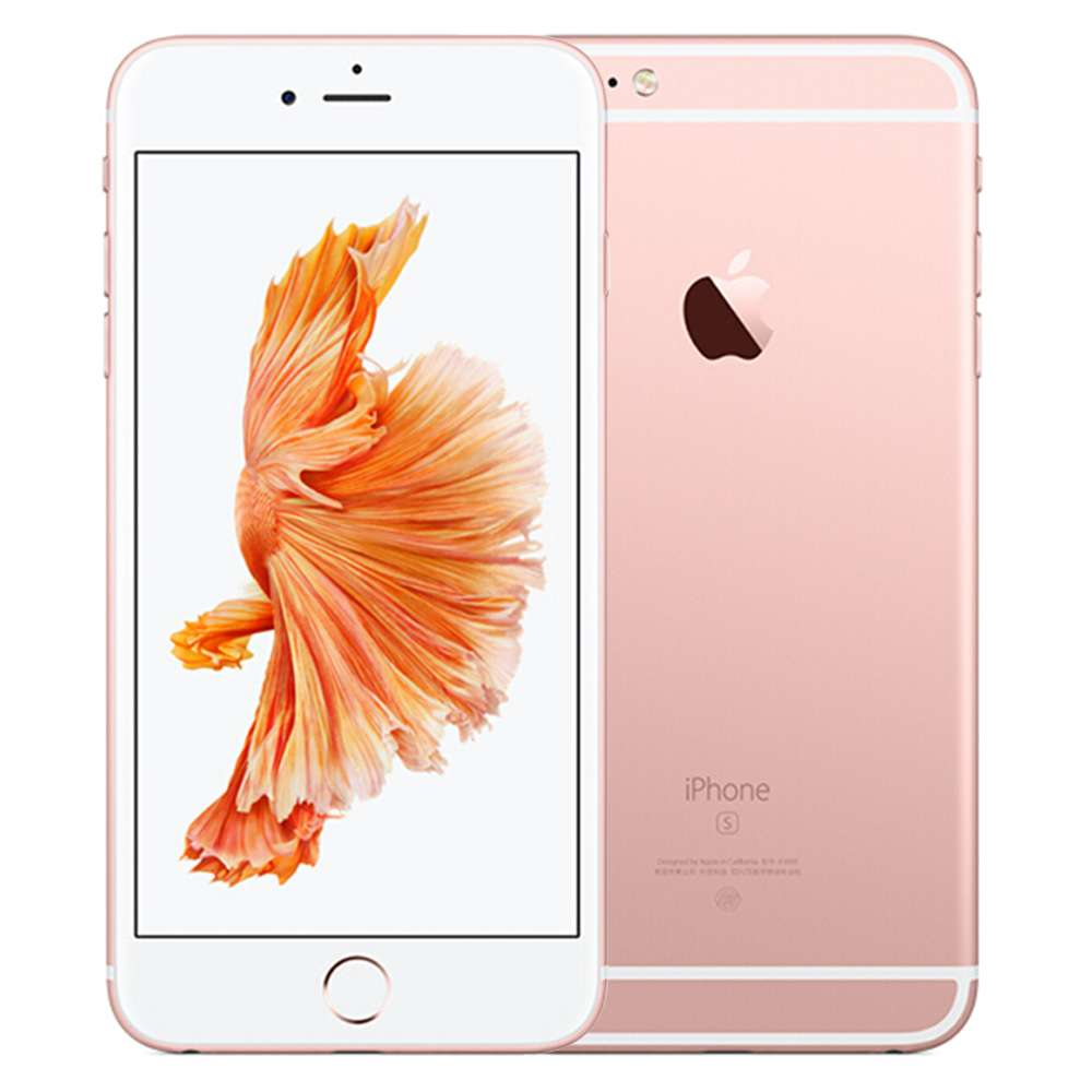 """Apple iPhone 6s 64GB Unlocked Rose Gold 4.7 """"Retina kijelző, Érintő azonosító - Használt (cikk állapota - 99% új)"""