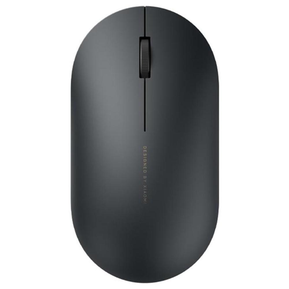 Xiaomi Wireless Mouse 2 Mute Portable Ultradunne 2.4G Wireless 1000DPI voor pc laptop zwart