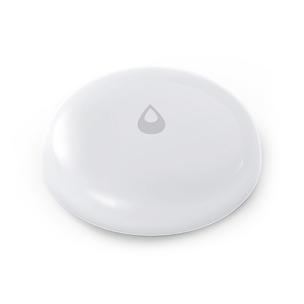 10pcs Xiaomi Mijia Aqara Wassersensor Smart Leaking Alarm IP67 Waterproof Funktioniert mit Apple Homekit - Weiß
