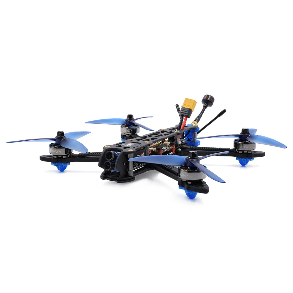 Geprc Mark 4 4K 6S 224mm 5 Inch FPV Racing Drone With SPAN F7 50A BLheli_32 5.8G 600mW VTX Caddx Tarsier V2 Cam BNF - Frsky XM+ Receiver