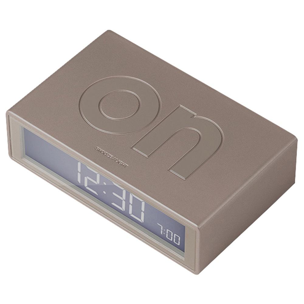 LEXON FLIP LR130 Digital Alarm Clock