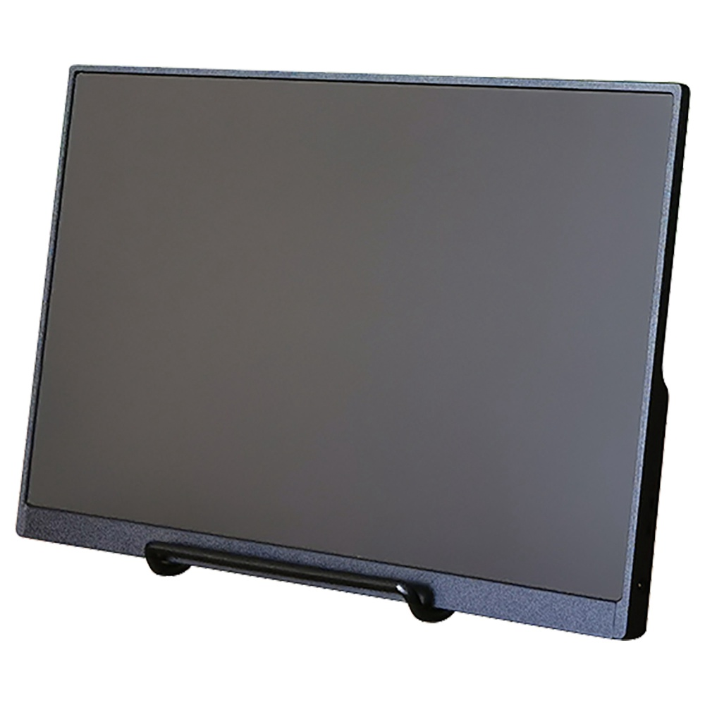 AOSIMAN ASM-133UC شاشة محمولة 13.3 Inch IPS HDR 3200 * 1800 Resolution Full Metal Body Type-C + Mini HDMI Dual Port - Black
