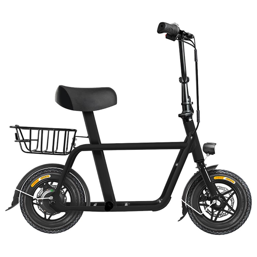 FIIDO Q1 Folding Electric Moped Bike 12