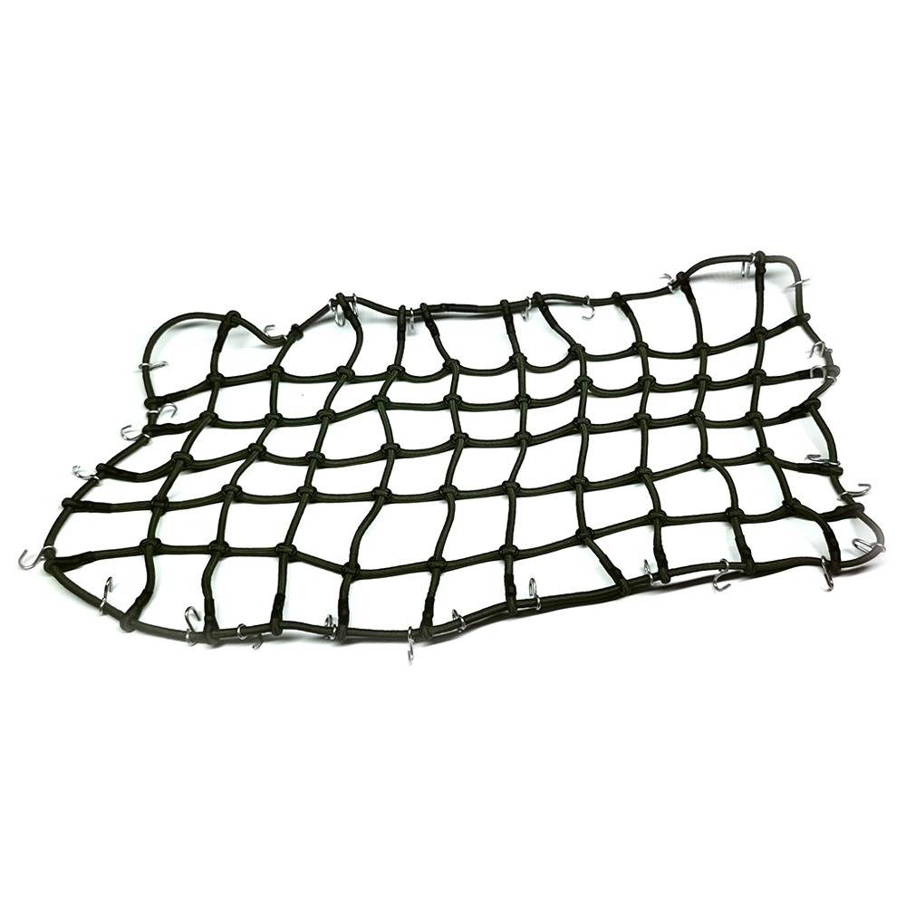 HG P801 M983 2.4G 8CH 1:12 8x8 US Army Military Truck RC Car Spare Parts Cargo Fixed Net