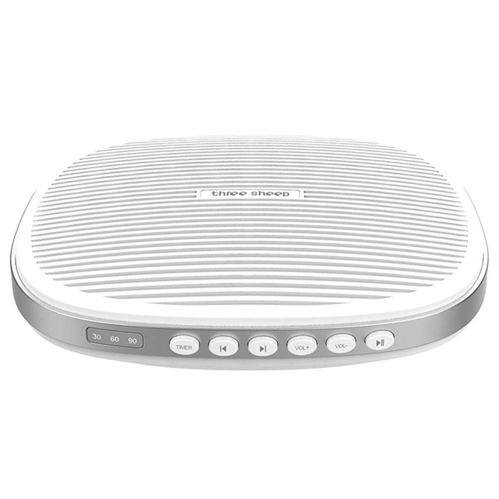 Three Sheep S5 Portable USB แท่นชาร์จเครื่องวัดเสียงรบกวนสีขาว Sleep Meter - White