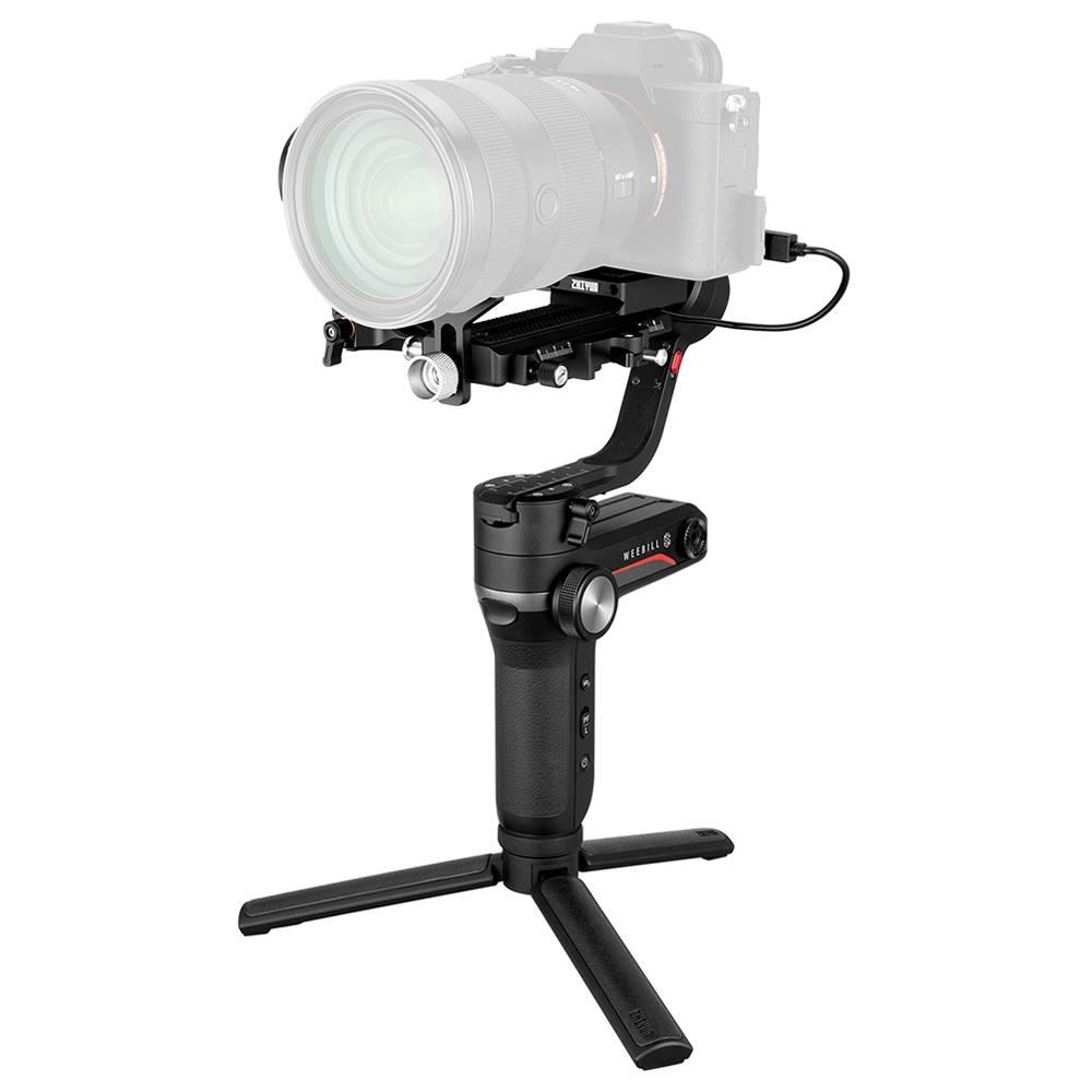 Zhiyun WEEBILL S Tiny Giant Spiegelreflexkamera 3axis Handheld Stabilizer Gimbal