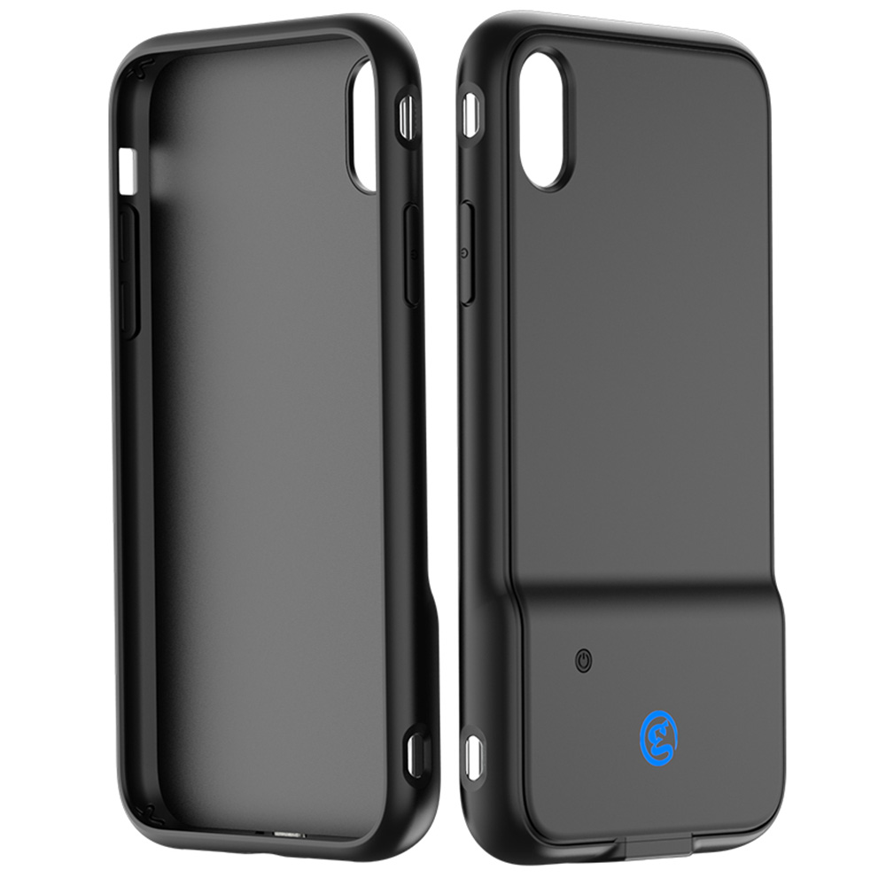GameSir i3 Wieless Gaming Phone Case With Dual Touch Button For iPhone XR - Black