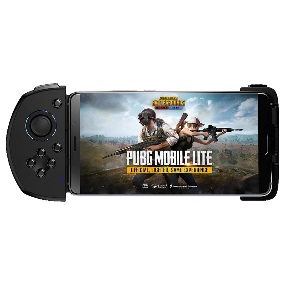GameSir G6S Nordic 52832 Bluetooth 5.0 Gamepad 3D Joystick G-Touch Tech 40 Hours Playtime for Android/IOS - Black