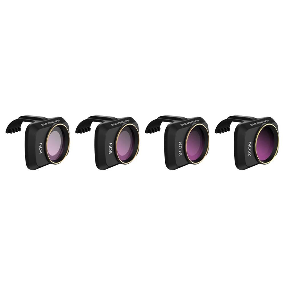 Sunnylife RC Aircraft Expansion Spare Parts ND4/ND8/ND16/ND32 Camera Filter Lens Set For DJI Mavic MINI