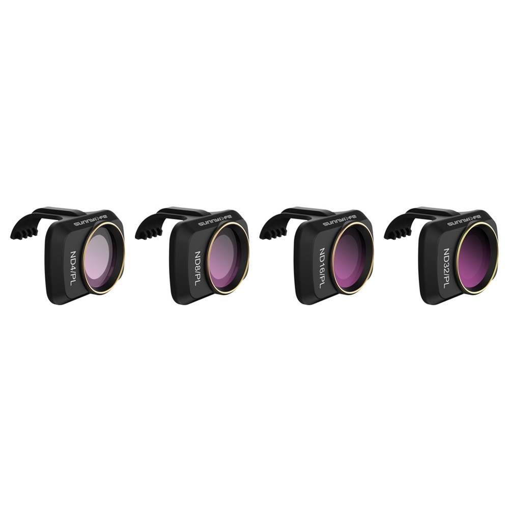 Sunnylife RC Aircraft Expansion Spare Parts ND4/PL/ND8/PL/ND16/PL/ND32/PL Camera Filter Lens Set For DJI Mavic MINI