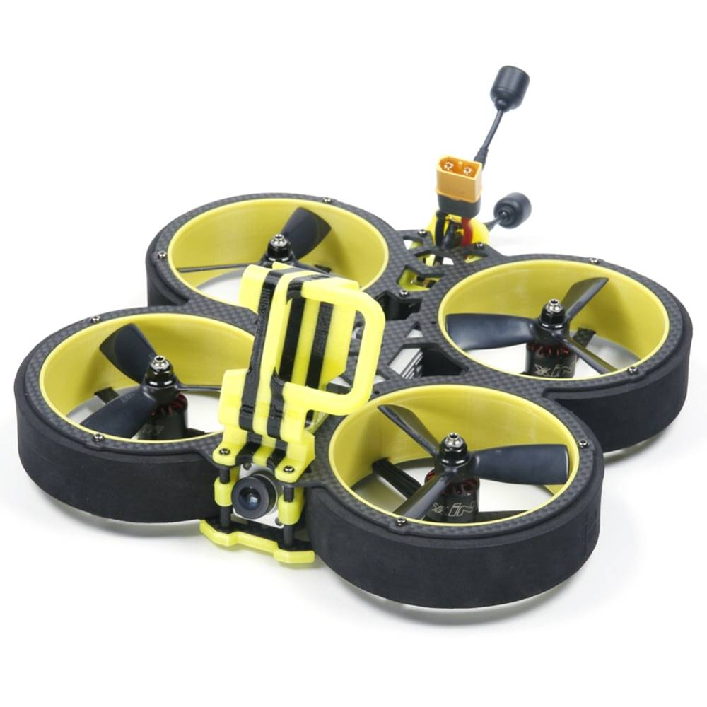 iFLIGHT BumbleBee HD CineWhoop 142mm 3インチFPVレーシングドローンwith DJI FPV航空ユニットBNF-TBS Crossfire Nano RXレシーバー